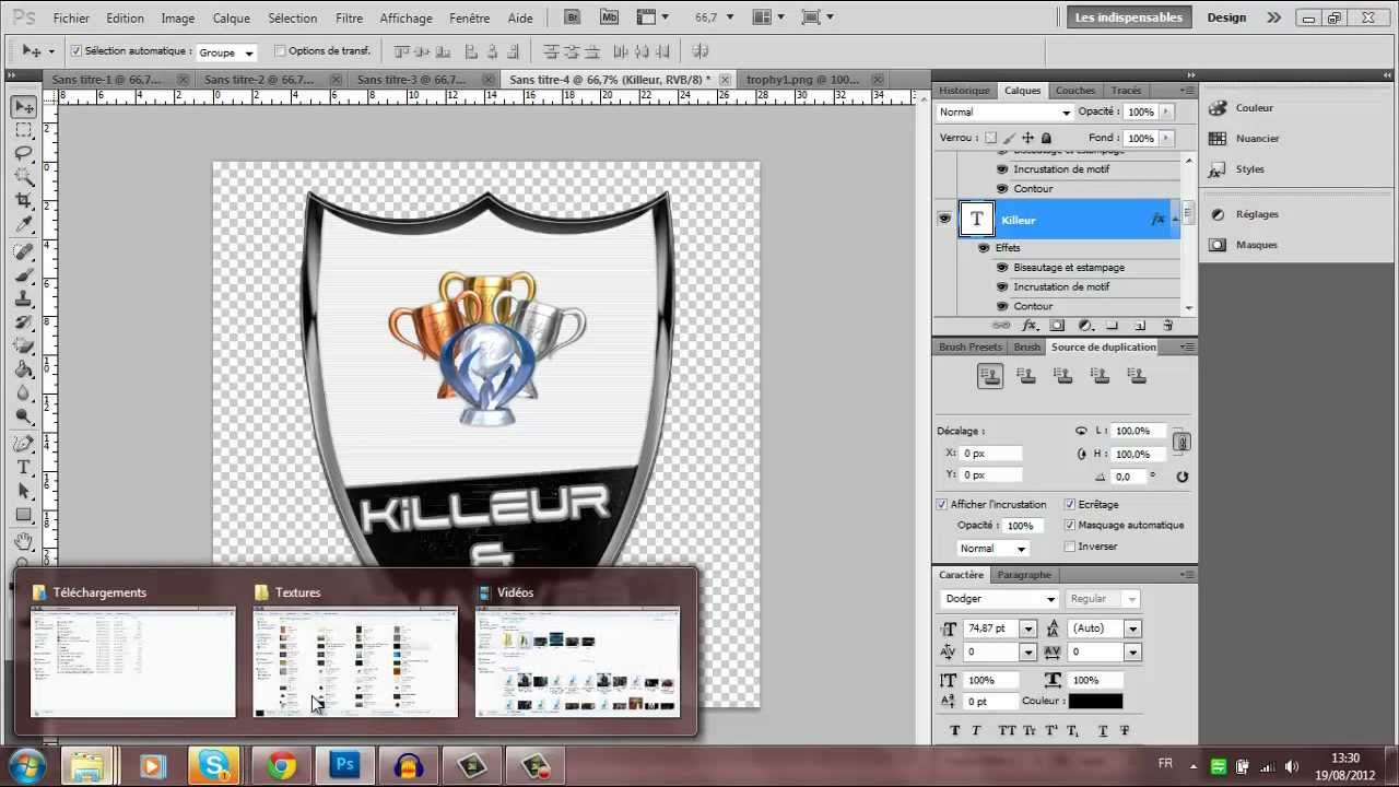 creation logo football gratuit