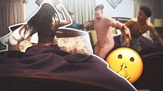 HAVING SEX IN PARENTS BEDROOM PRANK GONE WRONG ( MOM WENT INSANE)
