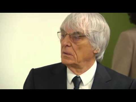 F1 Boss Bernie Ecclestone Pays $100m to End Bribery Trial