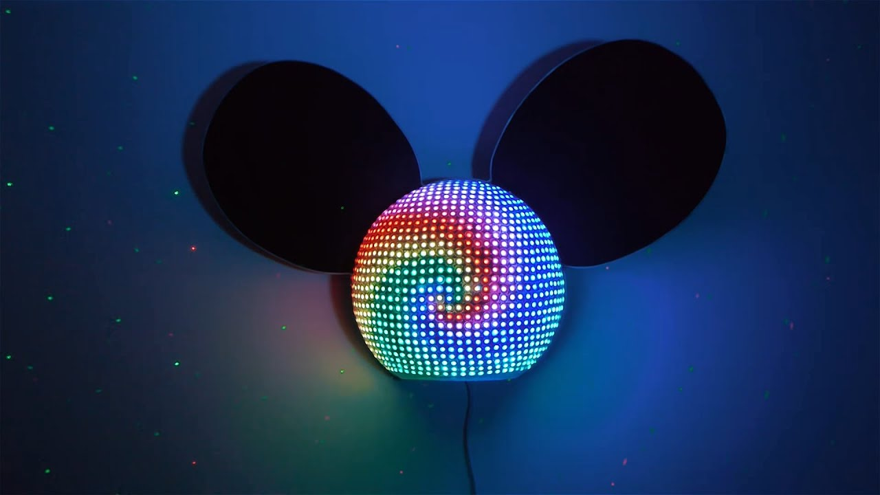 Deadmau5 LED Mau5head Replica (FredMau5) #1