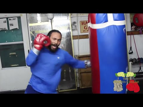 "THURMAN RIPS HEAVYBAG!!! DISPLAYS MATHEMATICS & SCIENCE BEHIND DEVASTATING POWER KNOWN AS ""ONE TIME"""