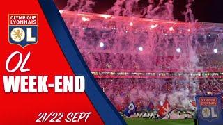 OL WEEK-END : Paris sur tous les fronts | Olympique Lyonnais