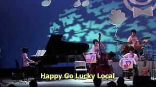 Happy Go Lucky Local - Duke Ellington / BFJO 2010 (HD)