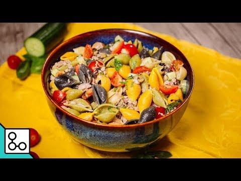 Salade de pâtes - Youcook