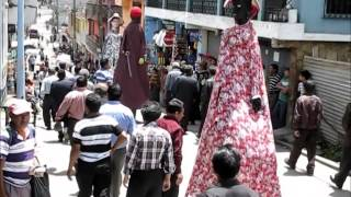 Feria  Patronal de San Juan Sacatepéquez 2014