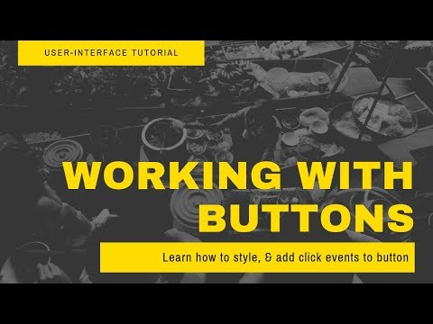 How To Add Click Events To Buttons In Android? - Learn Android App Development