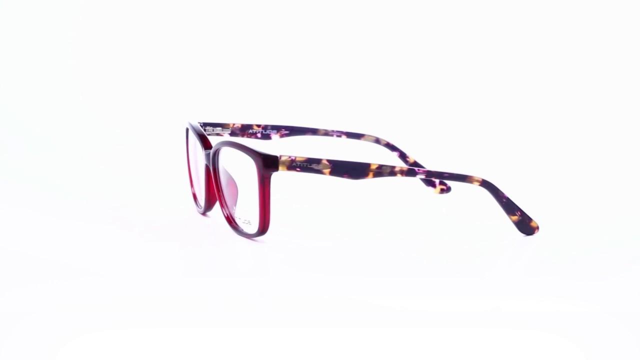 ATITUDE Óculos 360 - YouTube fbd8a019c8