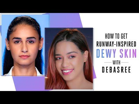 Runway makeup trend made easy for beginners with Debasree Banerjee