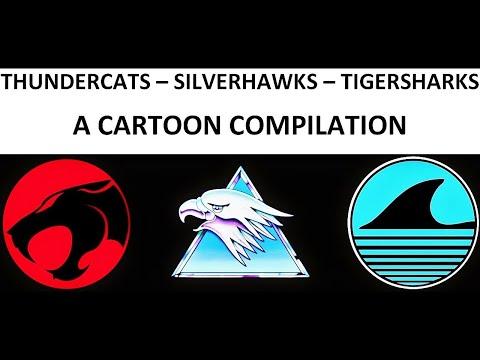 ThunderCats - SilverHawks - TigerSharks - A Cartoon Compilation HD