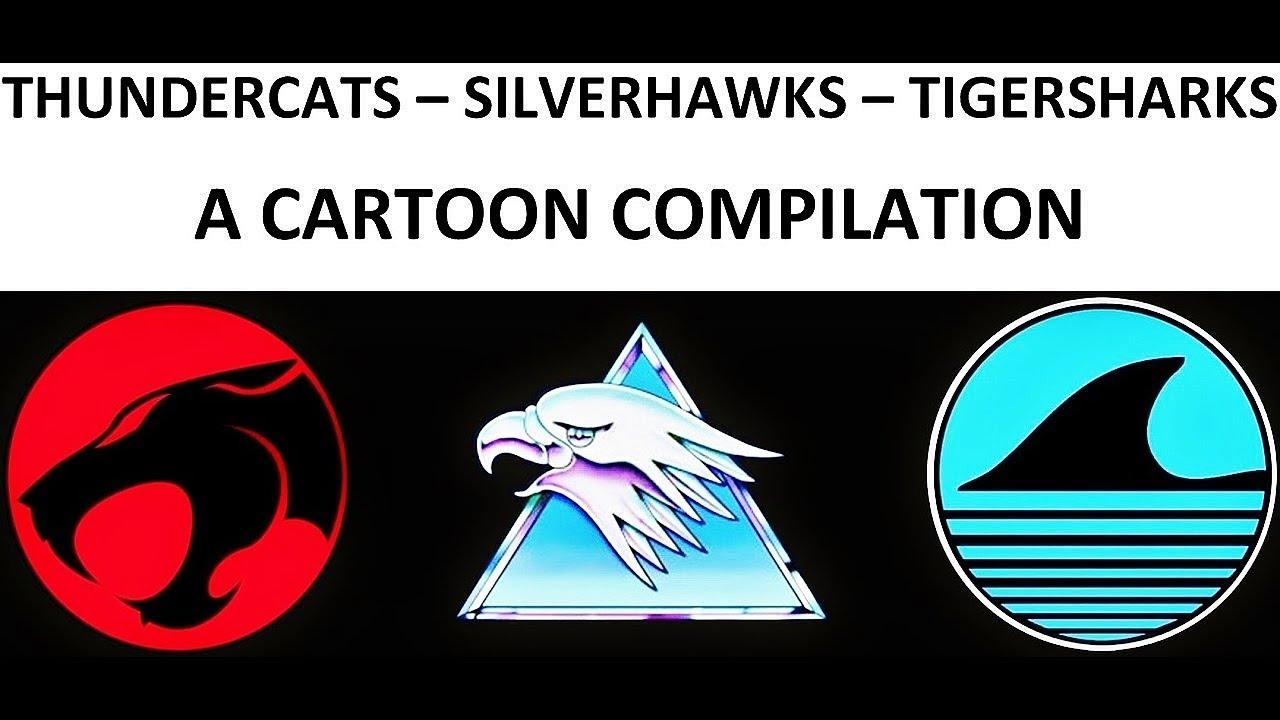 Download ThunderCats - SilverHawks - TigerSharks - A Cartoon Compilation HD