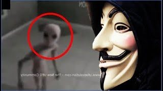 Anonymous - NSA Hacked, Area 51 Footage Revealed
