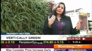 Utv Bloomberg - The 3c Company Showcases India's First Net Zero Energy Home(shunya)