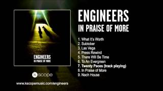 Engineers - Twenty Paces (from In Praise of More)
