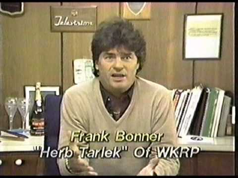 1986 KXLY TV and Radio  with WKRP Herb Tarlek