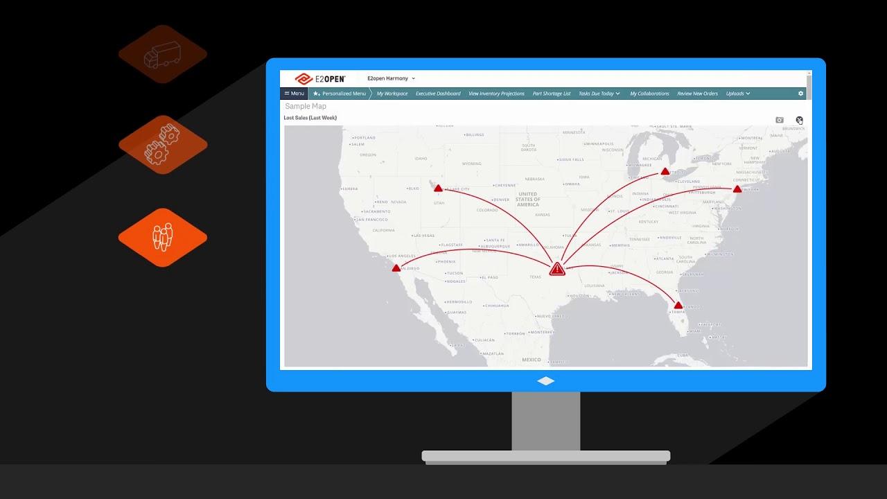 Supply Chain Solutions | E2open