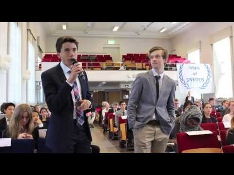 MUN of Sweden 2014 - Sustainability: Our Planet, Our Future