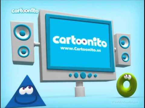 Cartoonito Spain Final Close Down 30-06-13