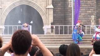 クール・ザ・ヒート2011 マックス&グーフィー親子