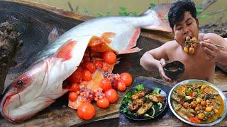 #Punjabi #MASALA Fish Curry Tasty and easy recipe  Punjabi Fish Curry Masala eating so delicious