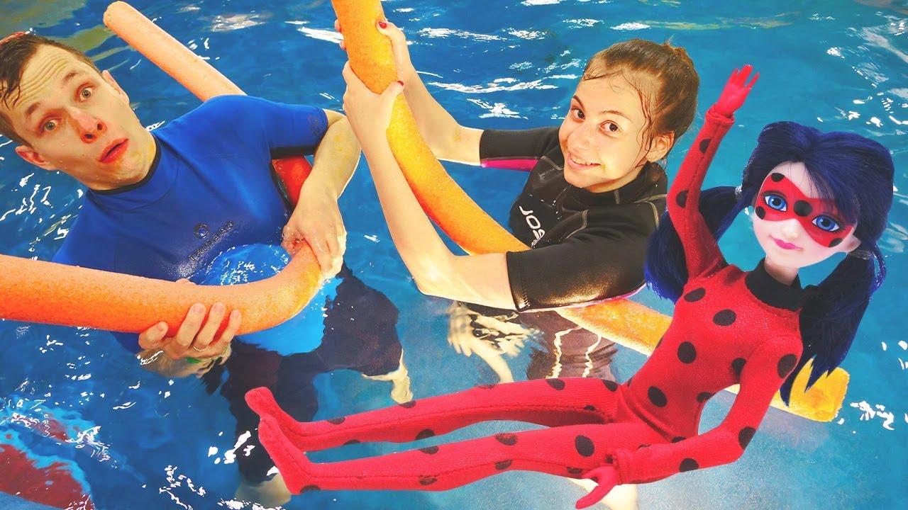 Челлендж в Ква-Ква парке — Видео игры — Аквапарк в Москве