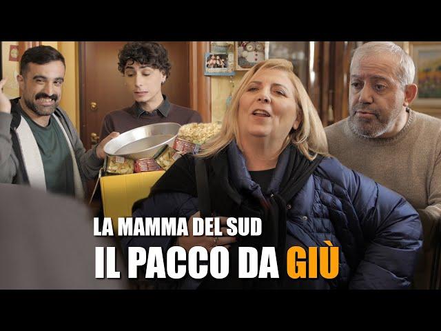La MAMMA del SUD: il PACCO DA GIÙ