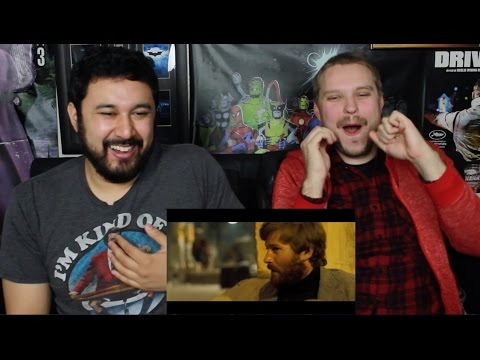 FREE FIRE RED BAND TRAILER REACTION & REVIEW!!!