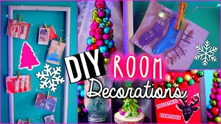 DIY Holiday Room Decorations Thumbnail