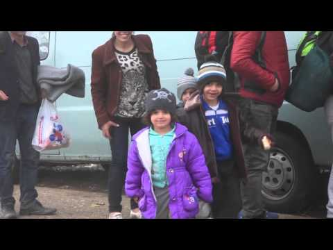 Aid distributions in Serbia | World Vision UK