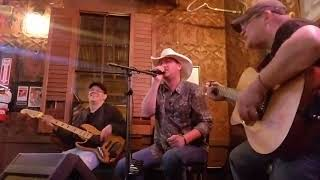 Cowboy Vision Playing Country Music at The Pioneer Saloon with Stan G Murphy