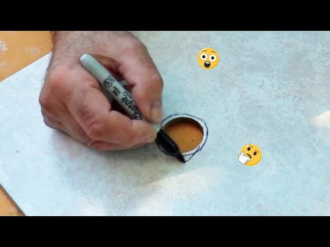 Cut A Hole In A Ceramic Tile, Several Easy Methods