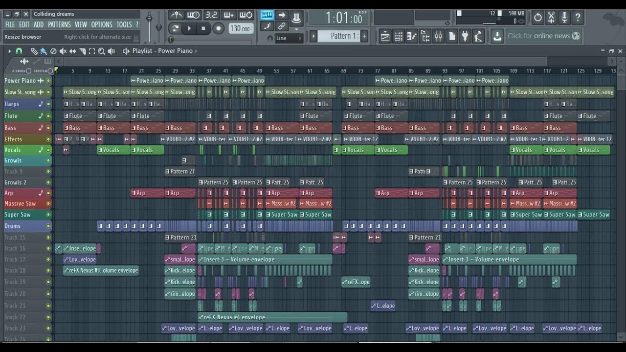 Скачать звуки дап степ для fl studio