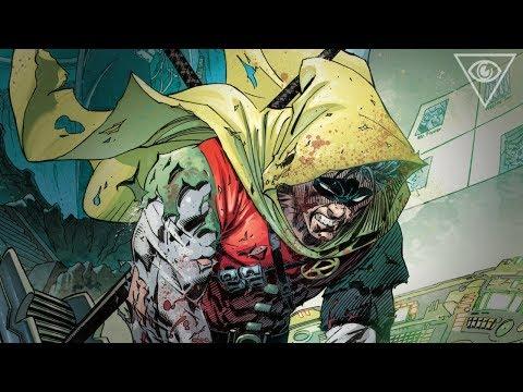 СЫН БЭТМЕНА: Новый Бэтмен! / СЮЖЕТ (DC Comics) Часть 2