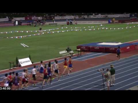 2016 California State Meet - Boys 3200 meters