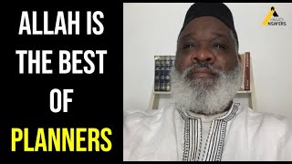 Emotional Convert Story to Islam Ahmadiyya : Allah is The Best of Planners