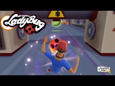 Miraculous Ladybug & Cat Noir #41 | NINO & CARAPACE: Leap Over Rooftops & Run Through Alleyways!