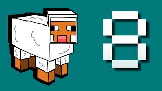 ★ Minecraft: KOYUN HAKKINDA BİLİNMEYEN 8 ŞEY