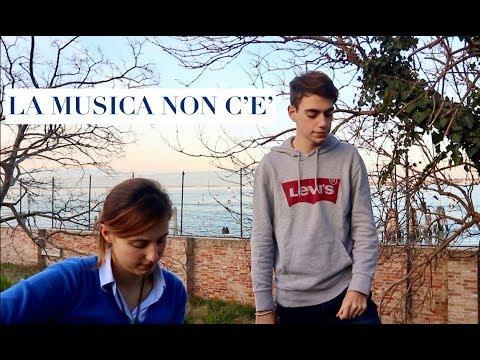La musica non c'è - Coez (cover by Tommaso Gottardo)