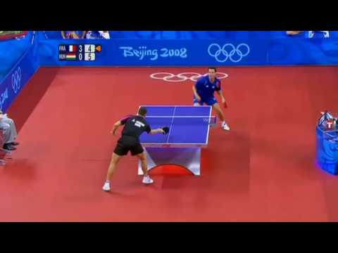 The Best of Beijing Table Tennis Men Singles part1