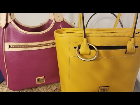 Dooney and Bourke- What Fits In My Beacon Slip Tote