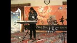 KANNAM THUMBI PORAMO (Kakkothi Kaavile Appoppan Thaadikal) On Keyboard By Vany Vinayakumar