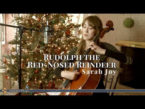 Rudolph the Red-Nosed Reindeer | Christmas Cello: Sarah Joy
