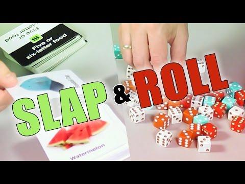 Slapzi & Tenzi | Fun Card And Dice Games