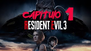 🔴RESIDENT EVIL 3  REMAKE🔴CAPITULO 1