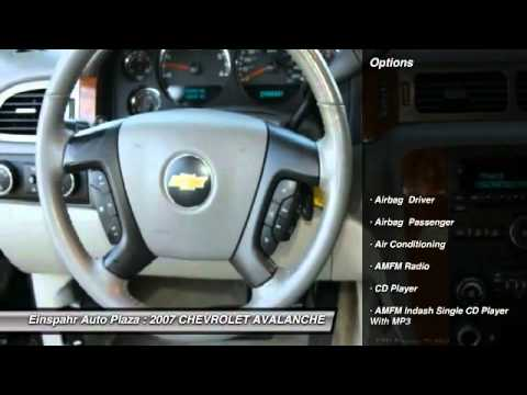 2007 Chevrolet Avalanche Brookings Sd F4263c Youtube