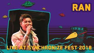 Ran Live at SynchronizeFest - 7 Oktober 2018