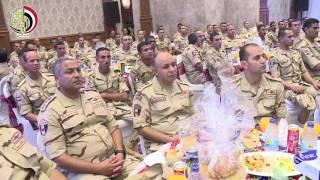 المتحدث العسكري ينشر فيديو نشاطات جديدة لوزير الدفاع