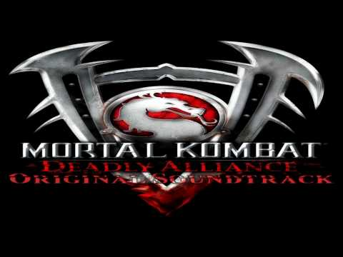 Mortal Kombat: Deadly Alliance Soundtrack  The Lost Tomb
