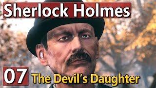 ein NEUER FALL! ►Sherlock Holmes The Devils Daughter deutsch #07