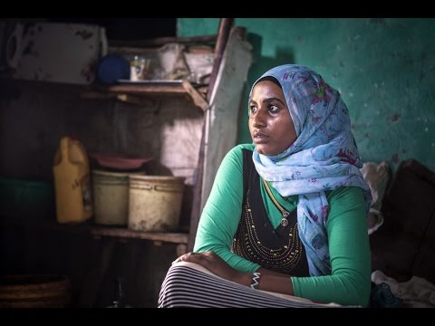 Kadija: Water pump helped me overcome El-Nino drought on YouTube