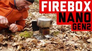 Firebox Nano Gen2 Titanium